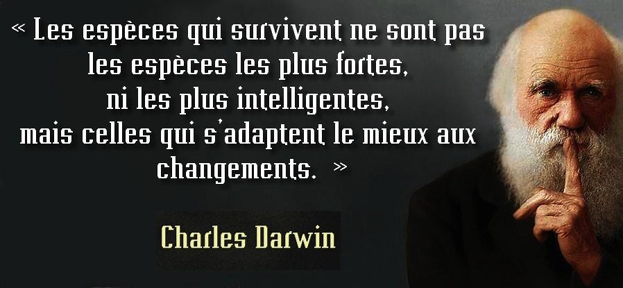 Les Citations De Charles Darwin Les Citations De Charles D Flickr