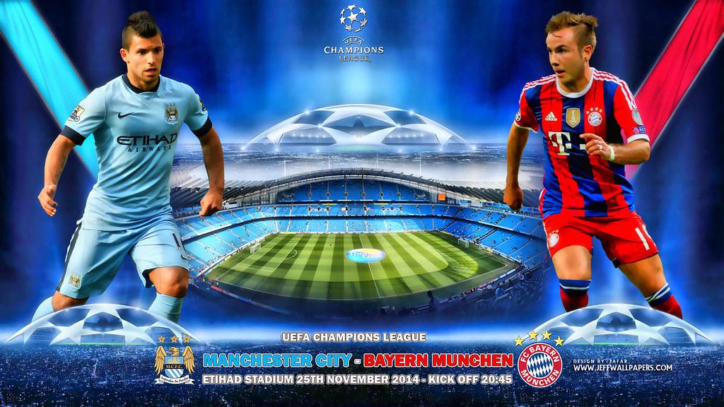 Bayern Munich Vs Manchester City 2014 Full Match Bayern Munich