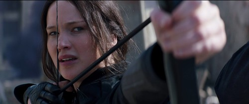 10. Katniss Everdeen - Hunger Games
