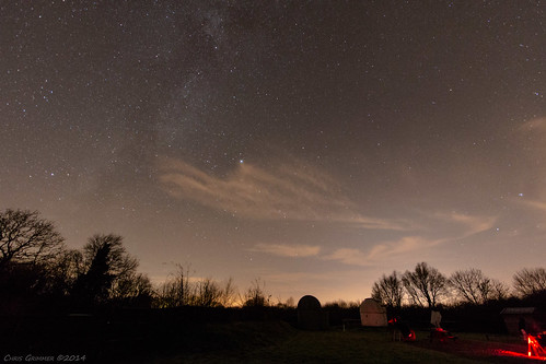 Night Sky | by Chris Grimmer
