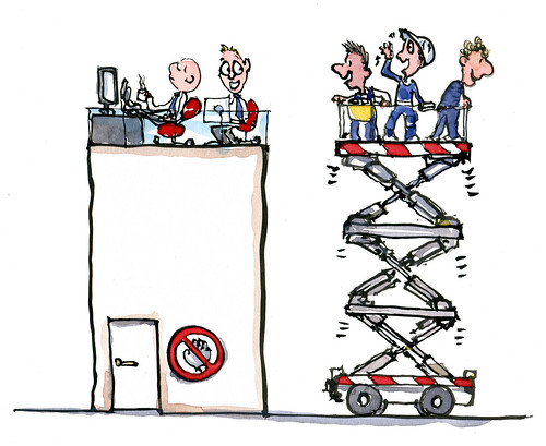 Same level work | by Frits Ahlefeldt FritsAhlefeldt.com