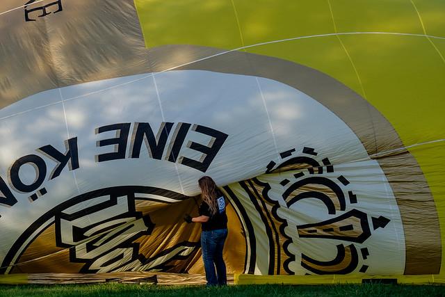 Ferrara (Italy) - Ferrara Balloons Festival