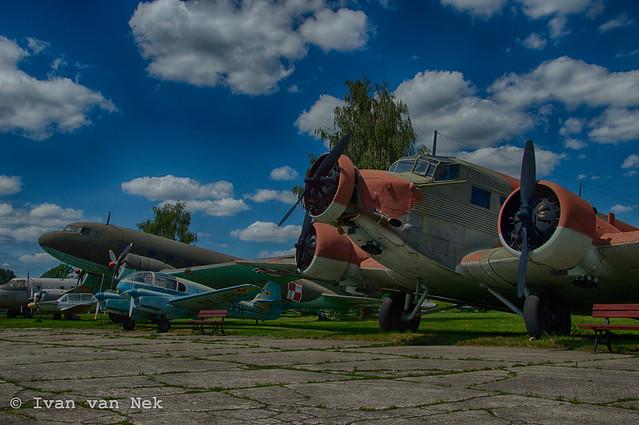 Muzeum Lotnictwa Polskiego, Kraków