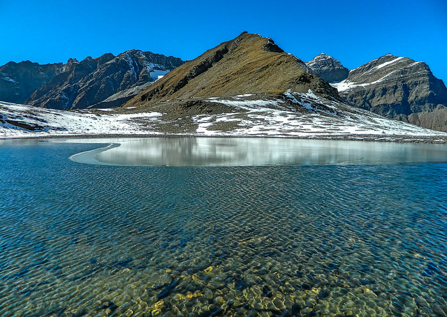 Dshour lake