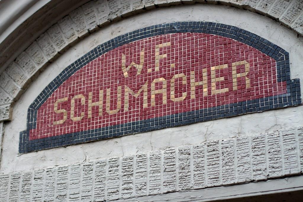 Schumacher Baked Here
