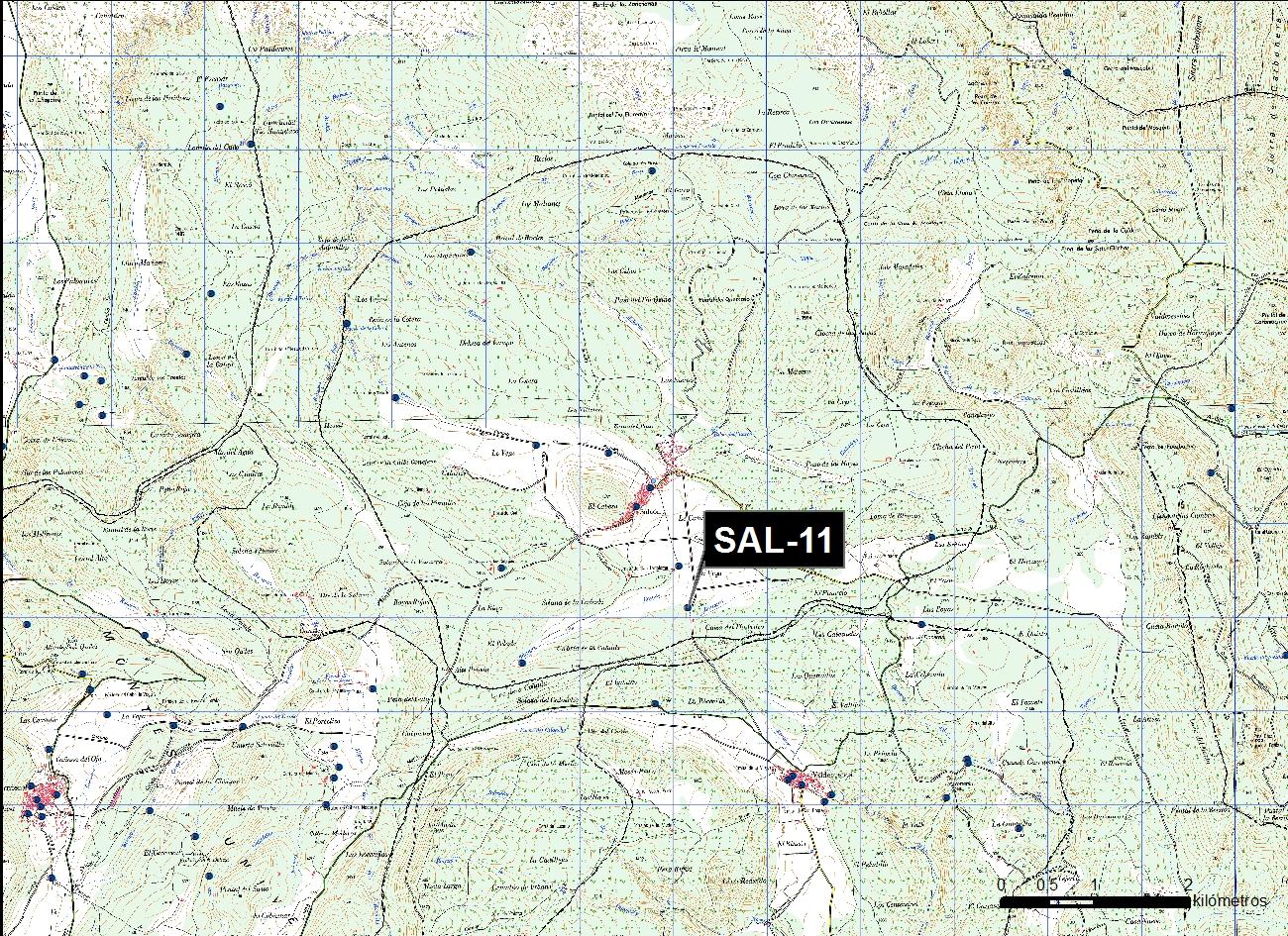 SAL_11_M.V.LOZANO_GAMELLONES LA HOCECILLA_MAP.TOPO 1