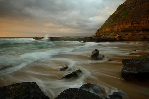 sunrise newcastle australia newsouthwales aus waterflow cookshill paulhollins nikond610