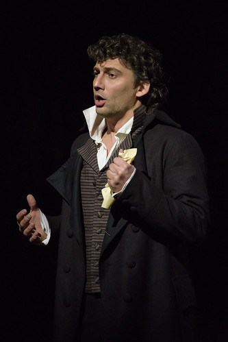 Jonas Kaufmann in action.