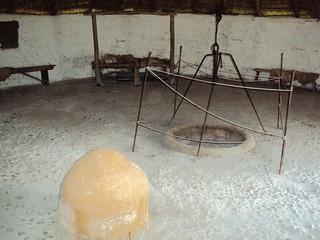 Roundhouse interior.