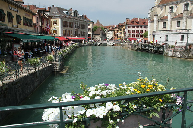 Annecy - Old Town - France