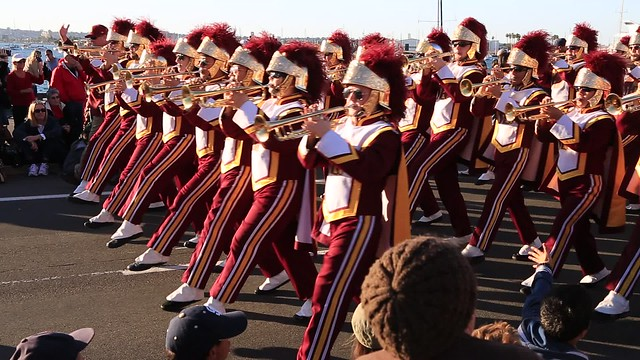 I Love a Marching Band !