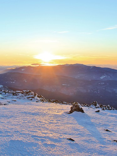 new winter sunset white mountain snow mountains southwest ice washington lafayette afternoon mt shadows view jan path top january hampshire mount vista sw rime crawford cairn mostly 2015
