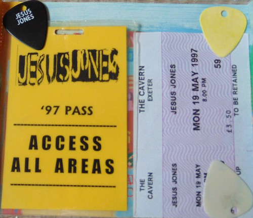 Tickets & Tour Pass '97