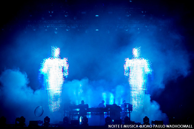 The Chemical Brothers - NOS Alive'16