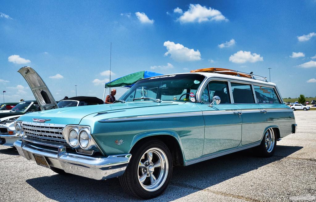 1962 Chevy Impala Wagon