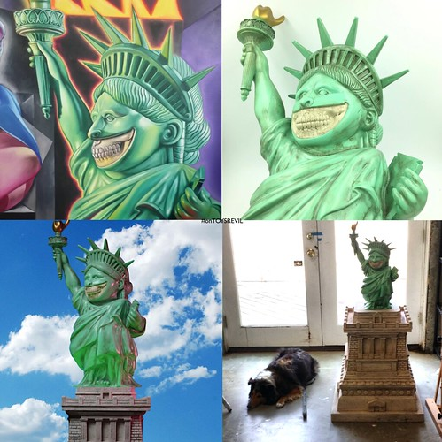 7d1404a13e528 All rights reserved. LADY LIBERTY GRIN · by toysrevil2