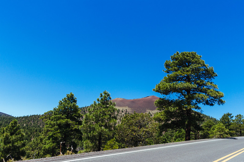 Sunset Crater Volcano National Monument, July 15th, 2016