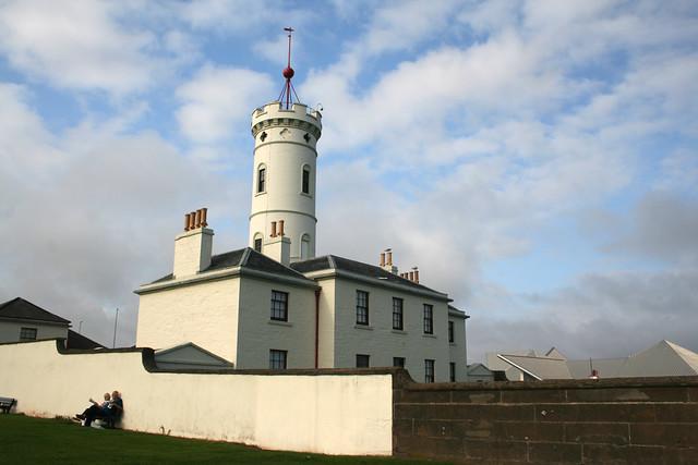 Arbroath Signal Tower Museum