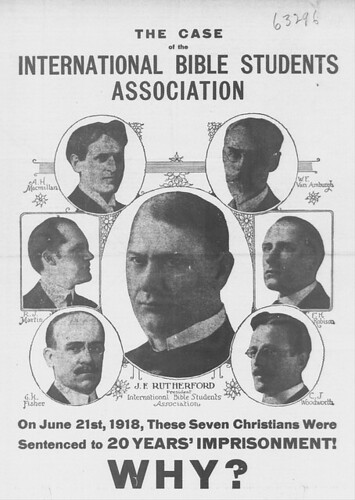 June 21, 1918, 7 men sentenced to 20 years! WHY? | by jwanswers