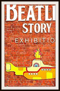 Beatles Yellow Submarine.
