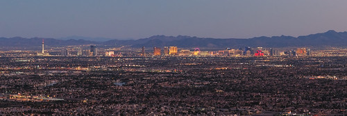 city panorama nikon lasvegas nevada tripod thestrip metropolitan overview lonemountain northlasvegas 18200mm d7100