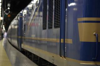 Tokyo Train Story 寝台特急北斗星 2014年12月5日   by Tokutomi Masaki