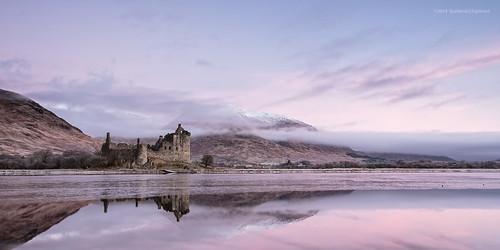 castle clouds sunrise canon landscape dawn scotland highlands argyll scottish 1785mm efs lochawe scottishhighlands beinn argyllandbute kilchurn kilchurncastle efs1785mm 60d eunaich canon60d beinnachochuill beinneunaich beinnabhuiridh achochuill abhuiridh