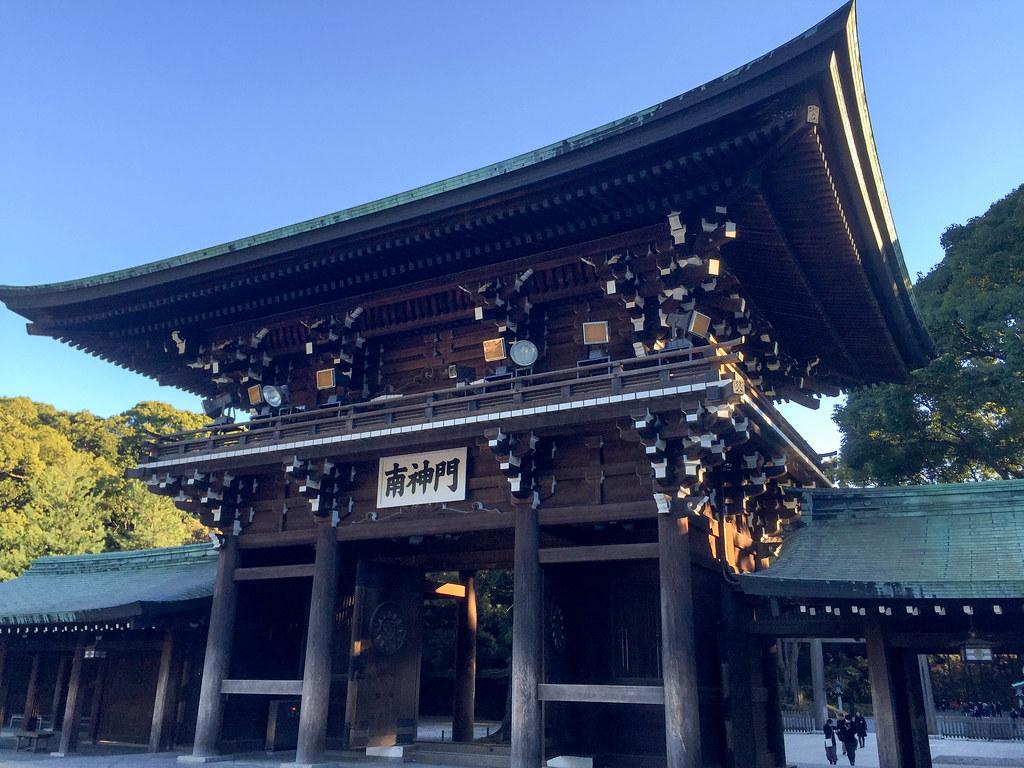 meiji jingu temple