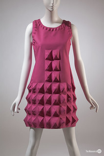 Pierre Cardin dress | by Museum at FIT