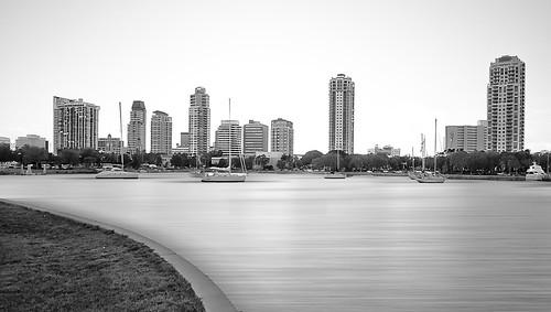 stpetersburg florida usa sunshinestate pinellascounty tampabay urbanscene urbancenter urbanwaterfront