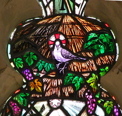 Dove of the Holy Spirit by Margaret Agnes Rope, 1912
