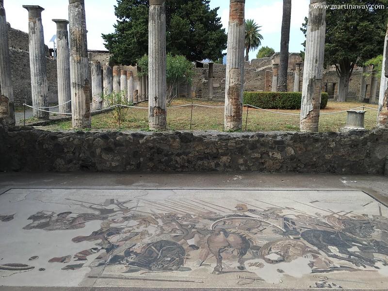 Scavi di Pompei, Casa del Fauno