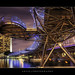 The Helix Bridge in Marina Bay, Singapore (II) :: HDR by :: Artie | Photography ::