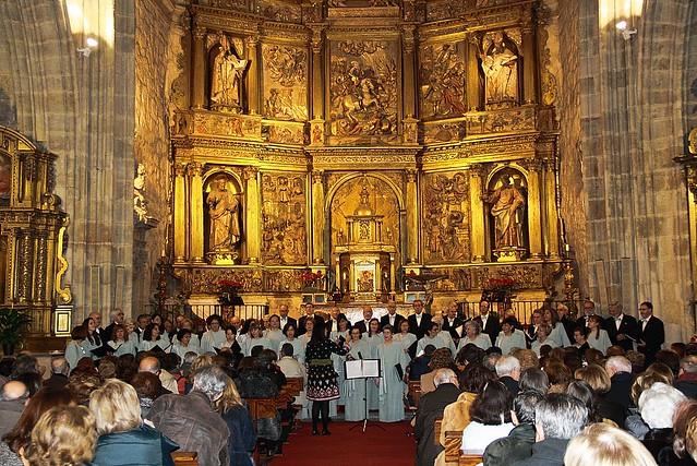 Concierto de Navidad. Coro Francisco Salinas