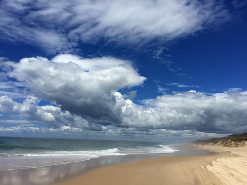 beach clouds nsw taree midnorthcoast manningpoint