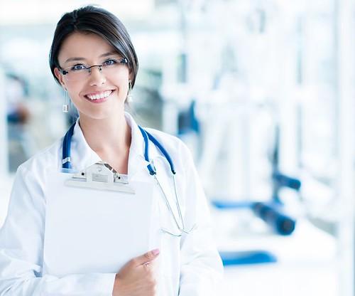 bodycare, clinic, clipboard, doc, doctor, female,   by www.ilmicrofono.it