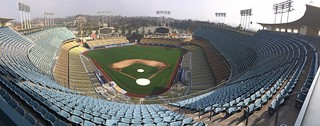 Tour of Dodger Stadium   by JoshMcConnell