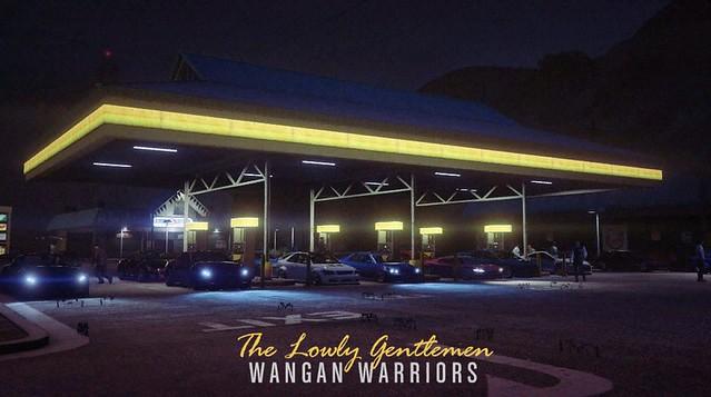 Wangan Warriors Meet