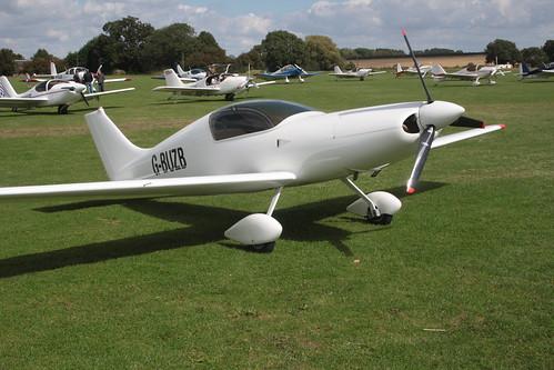 G-BUZB Pulsar XP [PFA 202-12312] Sywell 310814