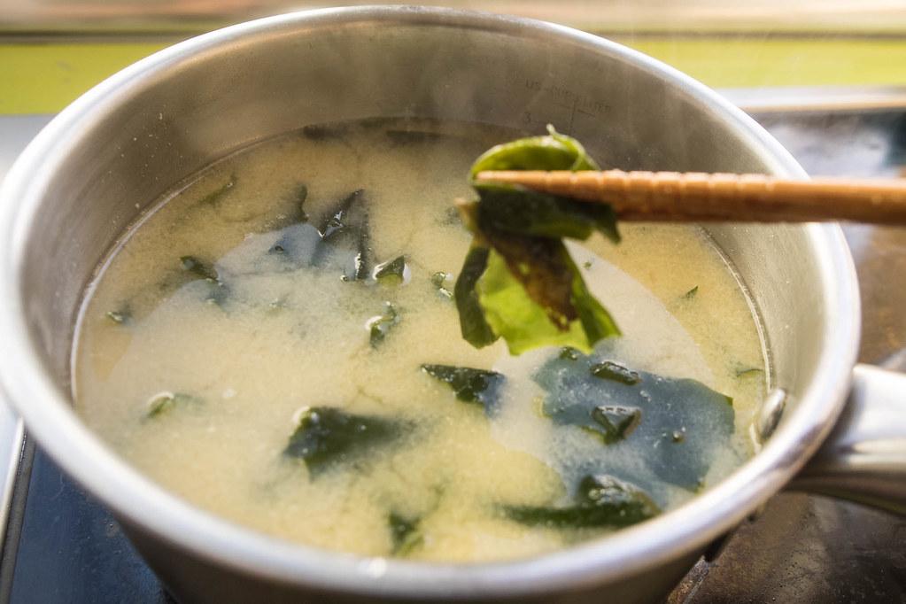 Receta De Sopa De Miso Recetas Japonesas Laura Tomàs