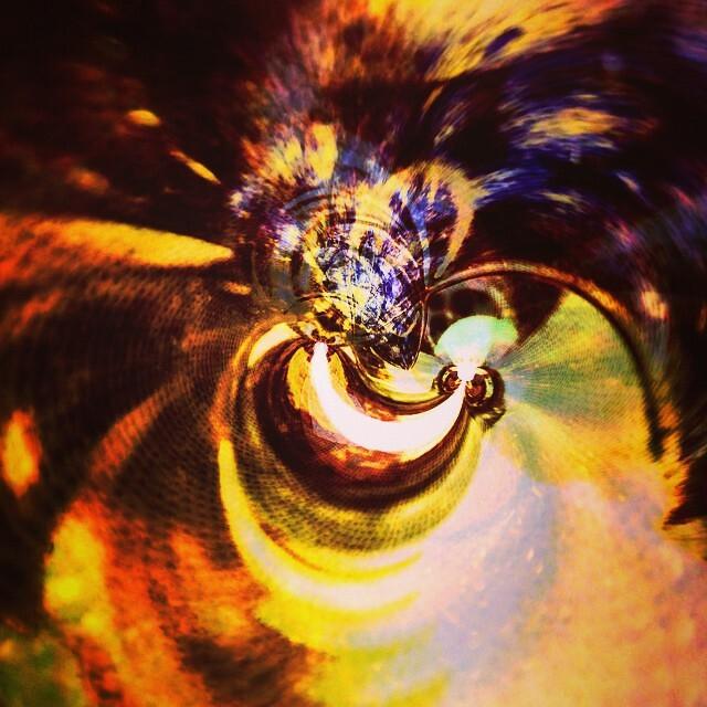 pluto #hipstamatic #rollworld #dali #psychedelic #photogra