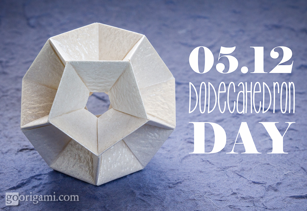 origami dodecahedron | Modular origami, Dodecahedron, Origami | 703x1024