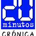 Logo 20Minutos: Crónica Gráfica