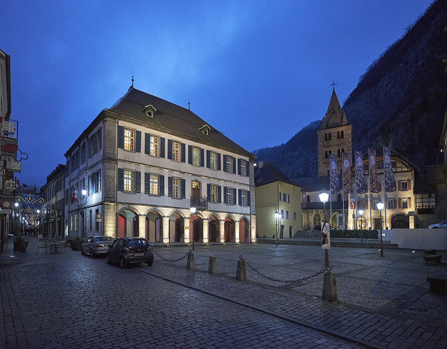 Saint Maurice, Switzerland