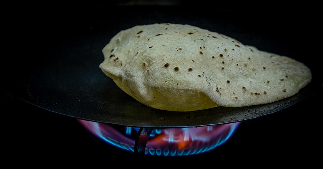 Chapati - Made by me