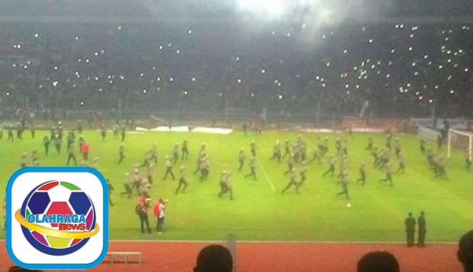 Persija Vs PSS Update: #Bola Update : Rusuh Di Duel Persija Vs Sriwijaya, Apa Seb