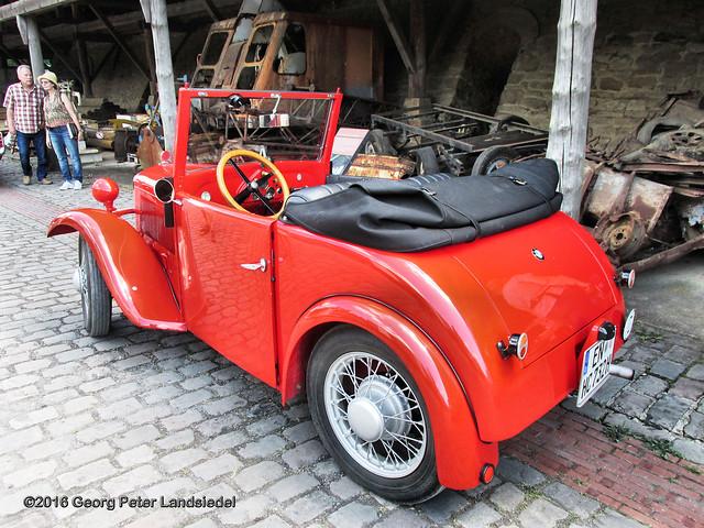 BMW 3/20 Cabrio 1933