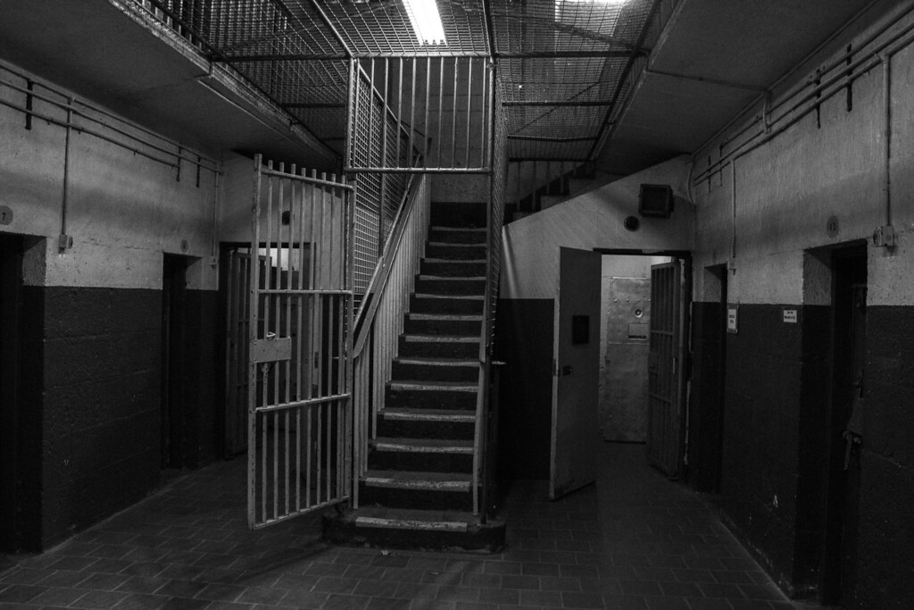 Old Geelong Gaol 8 | Canon 650d / t4i 18 - 55mm (18 focal) f
