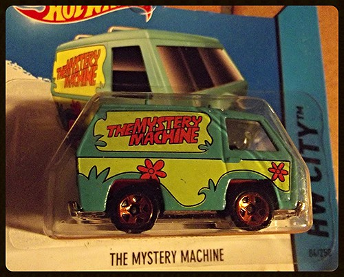 THE MYSTERY MACHINE | by ced12110
