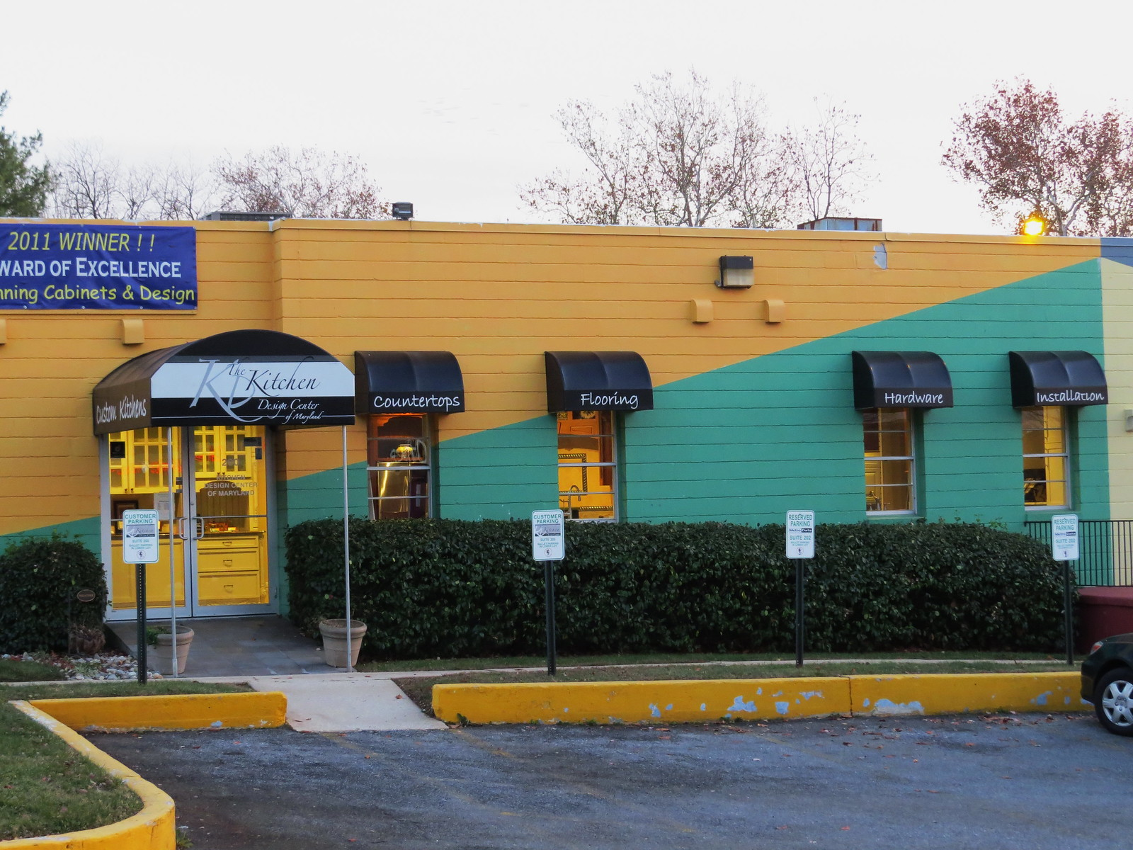 Canopy and Window Awnings Baltimore